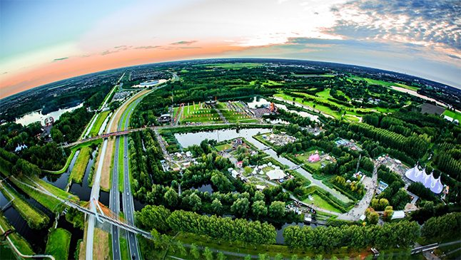 Mysteryland cut energy use in first year as weekend festival