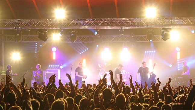Towersey Festival cut fuel use by 1/4 in 2018
